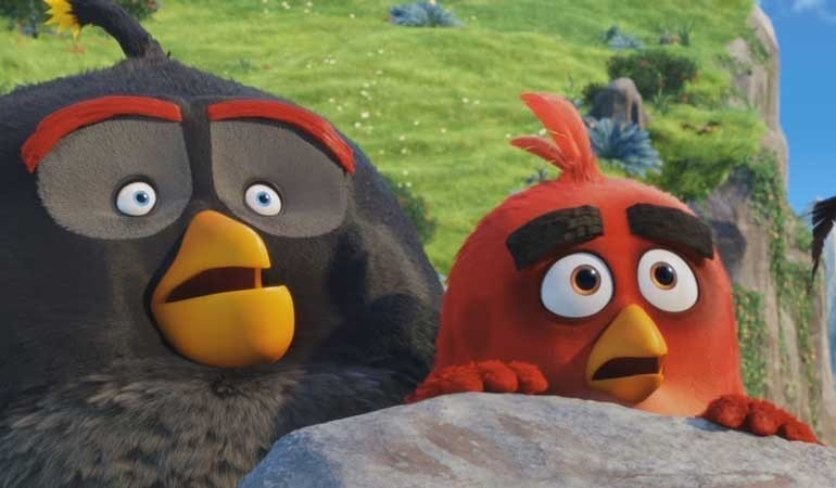 The Angry Birds Movie 2 Changed Its Schedule