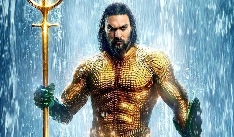 Aquaman Gain Nice Pre-sale in North America